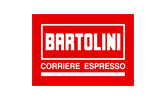 Logo for Bartolini the Italian Courier Company