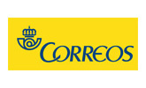 Logo for Spanish courier and postal company Correos