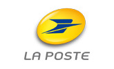 Logo for La Poste Postal Service in France