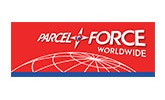 Logo of Royal Mail's Parcelforce Division