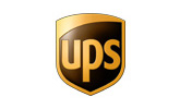 Logo for our courier partner United Parcel Services or UPS