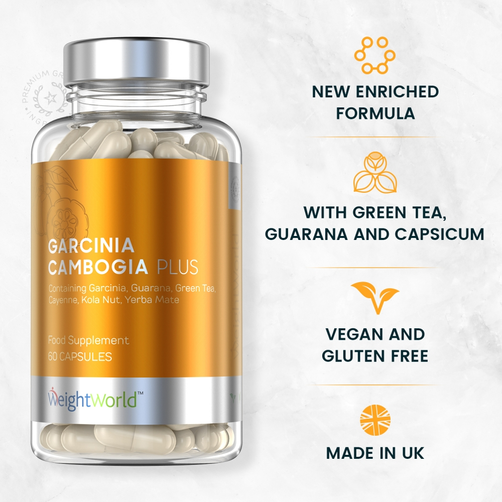 Buy Garcinia Cambogia Plus Superfood Blend Comfort Click