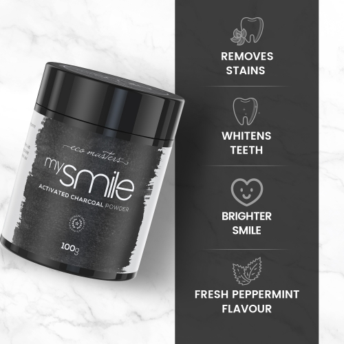 mysmile Activated Charcoal Powder