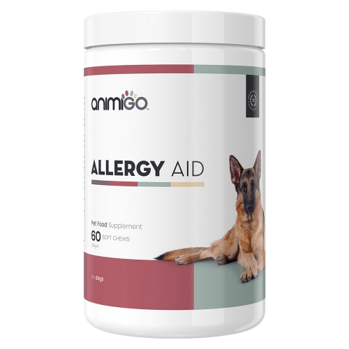 Allergy Aid for Dogs 60 Soft Chews for Wholesale