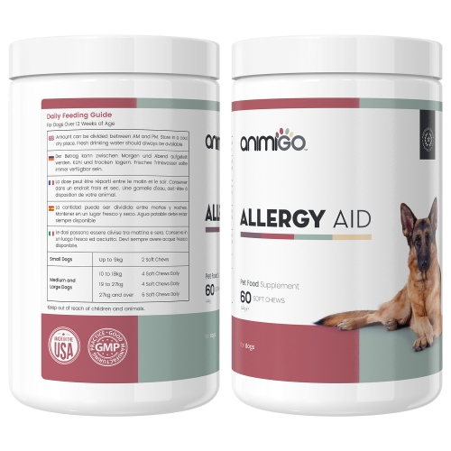 Allergy Aid for Dogs