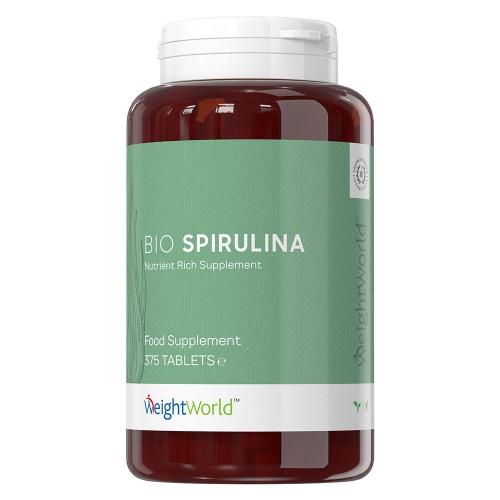 WeightWorld Bio Spirulina 375 Tablets for wholesale