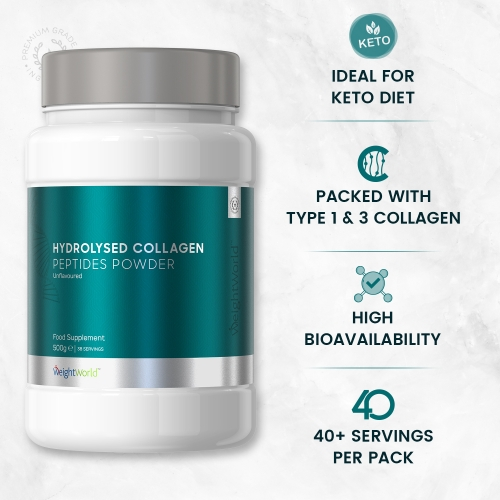 Hydrolysed Collagen Peptide Powder