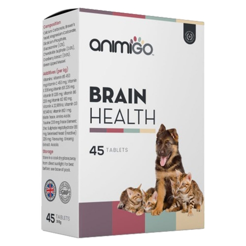 Brain Health for Cats and Dogs For Wholesale