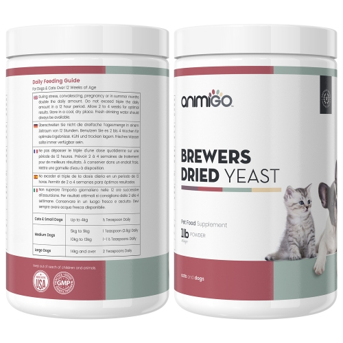 Brewer's Dried Yeast Powder