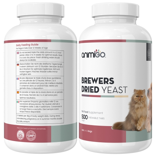 Brewer's Dried Yeast Tablets