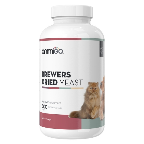 Brewer's Dried Yeast 500 Tablets for Wholesale