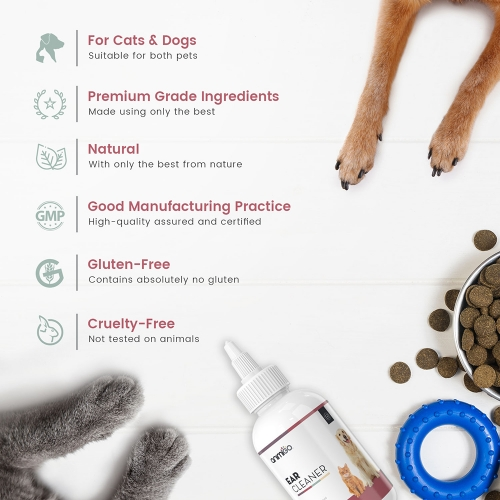 Ear Cleaner for Dogs and Cats For Wholesale