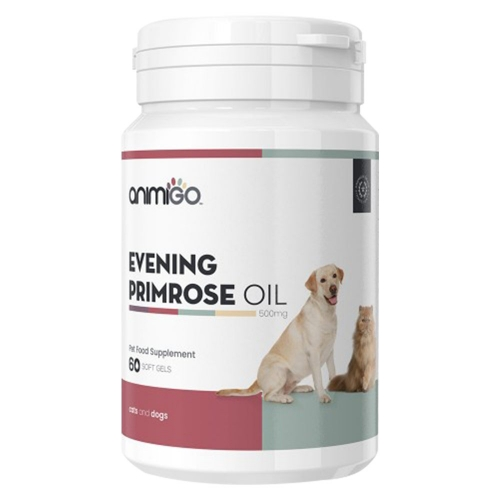 Animigo Evening Primrose Oil for Cats and Dogs For Wholesale