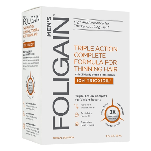 Foligain™ Trioxidil Solution for Men