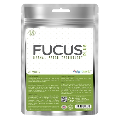 WeightWorld Fucus+ Patches For Wholesale