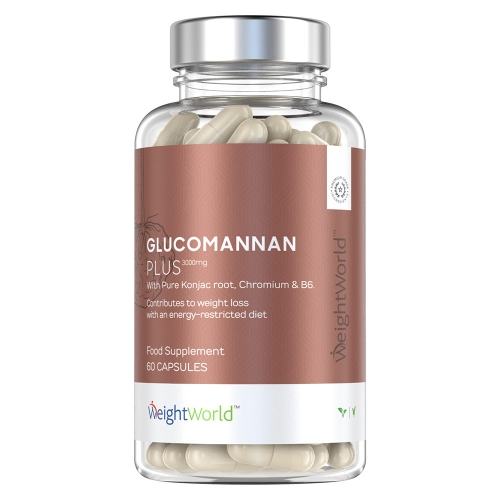 Glucomannan With B6 For Wholesale