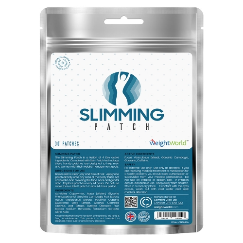 WeightWorld Slimming Patch (Hershley) 30 Patches for wholesale