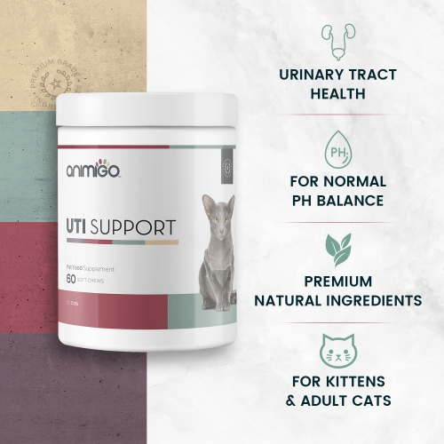 UTI Support for Cats